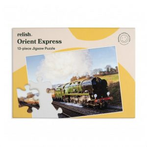 Relish 13p Large Piece Jigsaw - Orient Express