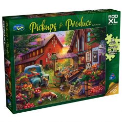 500 PIECE LARGE PIECE JIGSAW PUZZLES NOW BACK IN STOCK!