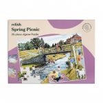 Relish 35p Large Piece Jigsaw - Spring Picnic