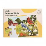 Relish 13p Large Piece Jigsaw - Summer Birds