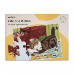 Relish 13p Large Piece Jigsaw - Life of a Kitten