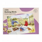 Relish 35p Large Piece Jigsaw - Bathing Birds