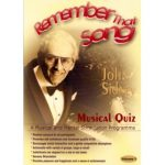 Remember That Song - Musical Quiz Volume 1