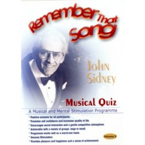 Remember That Song - Musical Quiz Volume 2