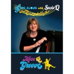 Sing Along With Susie Q DVD - Move & Groove