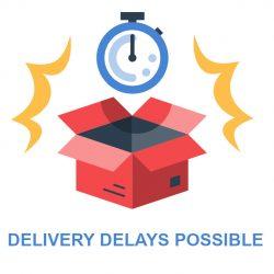 Notice re supplier delays